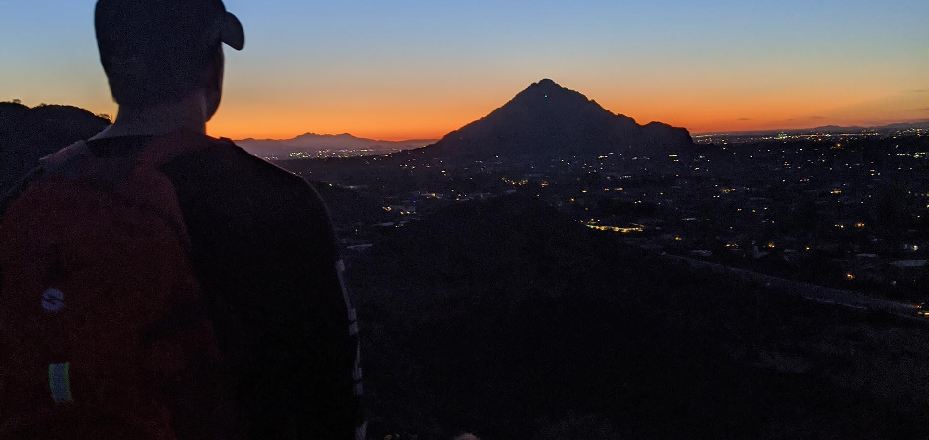 Sunset Hiking Tour in Phoenix and Scottsdale, AZ