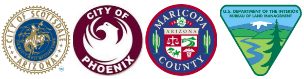 Permitted and Insured in Scottsdale, Phoenix, Maricopa County and BLM Land