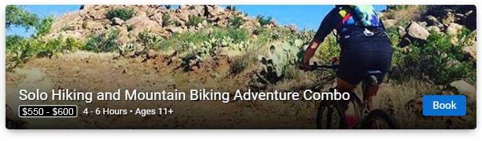Twice The Fun Solo Hiking & Biking Tours in Phoenix and Scottsdale AZ
