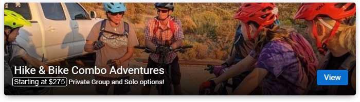 2X the Fun - Hiking & Mountain Biking Tours in Phoenix & Scottsdale, AZ