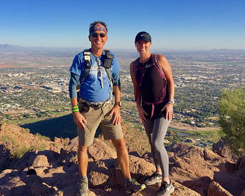 Camelback Mountain Hiking Tours in Scottsdale Arizona