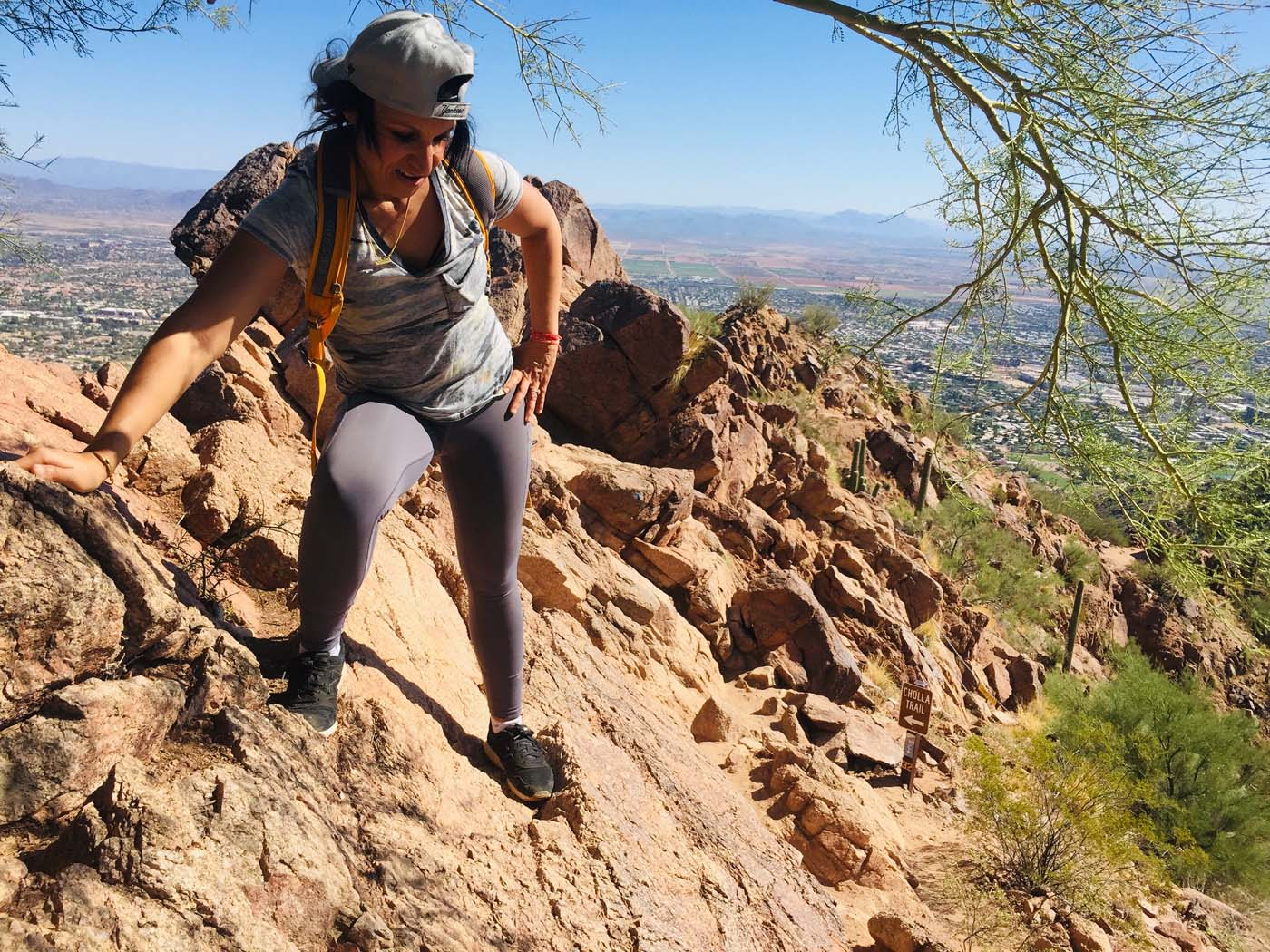 Camelback Mountain Hiking Tour - Scottsdale AZ