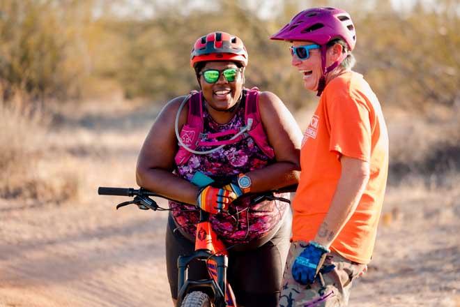 Phoenix Mountain Bike Fun