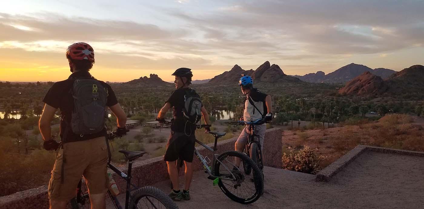 Mountain Bike Tour in Phoenix AZ