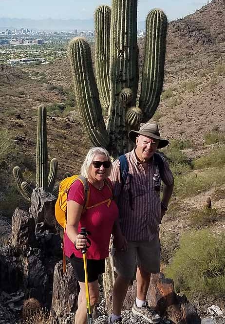Phoenix Hiking Tour