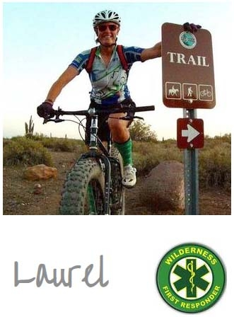 Laurel Darren - Wild Bunch Desert Guides